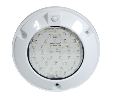 M84433 6 Interior Dome Light With Motion Sensor 900 Lumens