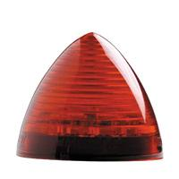 "2"" Beehive Red Clearance Marker"