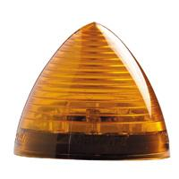 "2"" Beehive Amber Clearance Marker"