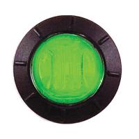 "3/4"" Green LED Courtesy Marker Light"