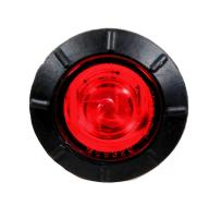 "3/4"" Mini P2 Clearance Marker Light with 1 LED"