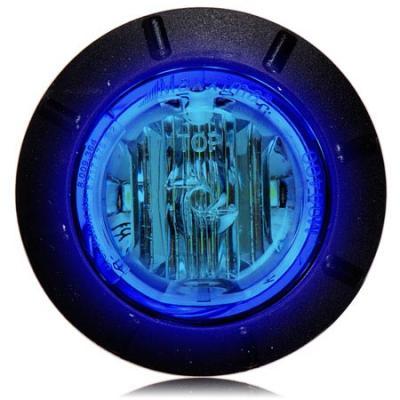 M09400bcl 1 1 4 Quot Blue Led Mini Courtesy Marker Light