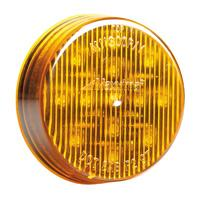 "2 1/2"" Amber Clearance Marker Light"