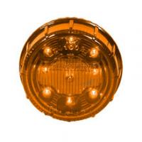 "2"" Round Gorilla Amber Clearance Marker Light"