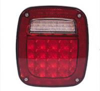 Three Stud Led Box Style Multi-function Stop/Tail/Turn & Back-up Light