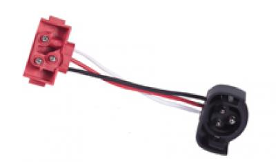 electrical connectors 3 pin male to male grote adapter harness