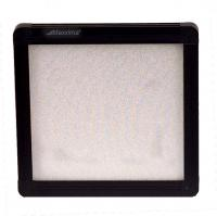 "Wafer Thin White LED Flat Panel Light 4.7"" x 4.7"""