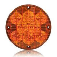 "7"" Amber LED Warning Light"
