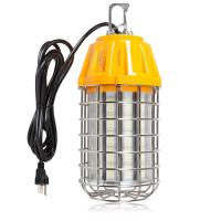 High Bay LED Temporary Work Light Fixture, 100 Watt 12,000 Lumens Daylight 5000K