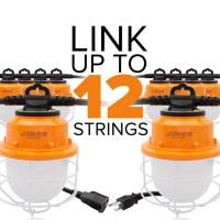Led Construction String Light
