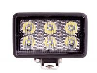 Rectangular Heavy Duty Work Light