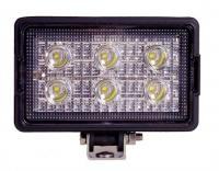 Rectangular LED Work Light - 1,200 Lumens