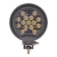 675 Lumens Round Work Light - MaxxHeat Heated Lens
