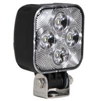 Mini Square 800 Lumen LED Work Light Dual 12/24VDC