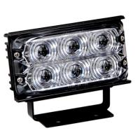 Rectangular Work Light 375 Lumens Black