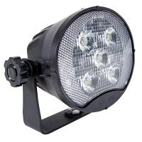 Oval 5 LED Work Light - 3,600 Lumen 12/24VDC