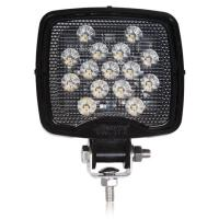 Square Light Weight Composite 675 Lumen 15 LED Work Light