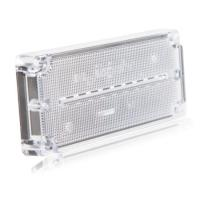 9 LED Rectangular Surface Mount 400 Lumen Scene / Load Light