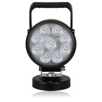 2,100 Lumen Work Light with On/Off Switch - Magnetic Mount