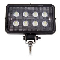 2,150 Lumen Rectangular LED Worklight, 12-36 V DC