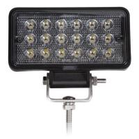 18 LED Rectangular 3,000 Lumen Work Light