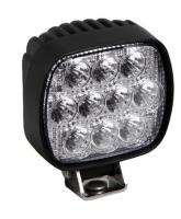 Square 10 LED 2,250 Lumen Work Light