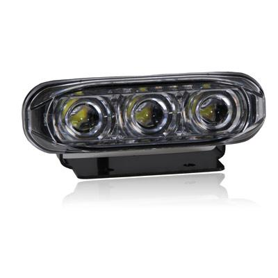 PLB-630-A: 3 LED Projector Light on pelican led work lights, lumen led car lights, dewalt led work lights, small led lights, stanley led work lights, high output led work lights, koncept led work lights, 12v led work lights, grote led work lights, led flood lights, peterson led work lights, clear led clearance lights, hella led work lights, ace led work lights, ecco led work lights, rectangle led lights, home depot led work lights, industrial led work lights, vehicle-mounted work lights, truck-lite led work lights,