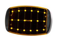 Maxxima 18 Amber LED Emergency Flasher Light